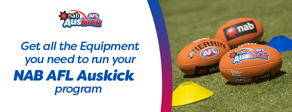 Auskick Slider - Equipment