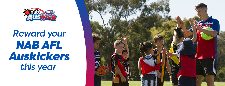 Auskick Slider - Recognition
